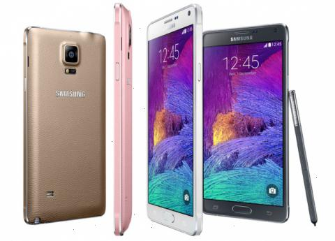 Exynos - �������� ������� Samsung Galaxy Note 4 � 64 - �����